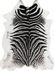 Momeni Acadia by Erin Gates Zebra Aca-1 Black Area Rug