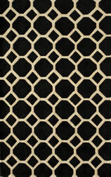 Momeni Bliss Bs-11 Black Area Rug