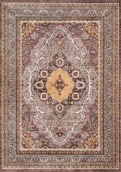 Momeni Brighton Br-01 Brown Area Rug