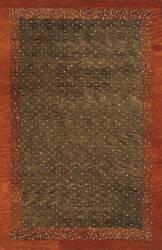 Momeni Desert Gabbeh Dg-01 Brown Area Rug