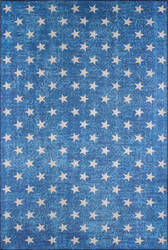 Momeni Novogratz District Dis-7 Blue Area Rug