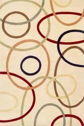 Rugstudio Sample Sale 45617R Ivory Area Rug