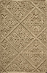 Famous Maker Encina 91937 Tan Area Rug