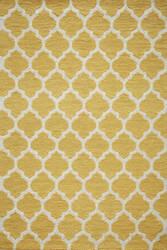 Momeni Geo Geo-4 Yellow Area Rug