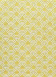 Momeni Geo Geo15 Yellow Area Rug