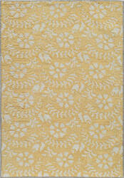 Momeni Havana Hv-10 Yellow Area Rug