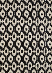 Momeni Heavenly He-02 Black Area Rug