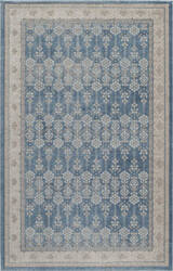 Momeni Kerman Ke-04 Blue Area Rug
