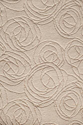 Famous Maker Mirlane 91942 Cream Area Rug