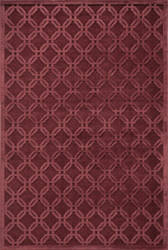 Momeni Platinum Pn-08 Red Area Rug
