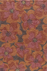 Momeni Summit Sum-9 Raspberry Area Rug
