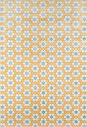 Momeni Novogratz Terrace Trc-1 Yellow Area Rug