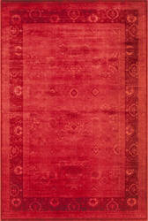 Momeni Vogue Vg-05 Red Area Rug