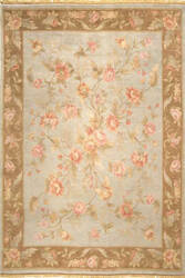 Momeni Chantilly Cn-21 Light Blue Area Rug