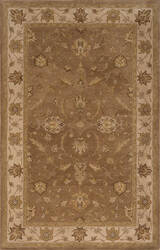 Momeni Imperial Court Ic-04 Light Brown Area Rug