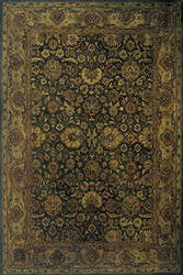 Momeni Mandalay Ml-03 Dark Green Area Rug