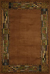 Momeni New Wave Nw-03 Gold Area Rug