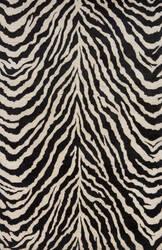 Momeni Serengeti Sg-05 Zebra Area Rug