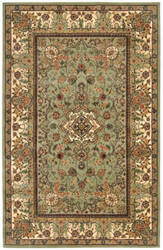 Nourison 2000 2005 Light Green Area Rug