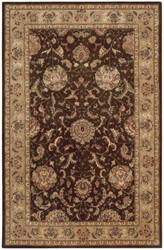 Nourison 2000 2206 Brown Area Rug