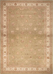 Nourison 3000 3105 Light Green Area Rug