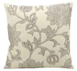 Nourison Pillows Luminescence A2214 Ivory