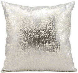 Kathy Ireland Pillows A3258 Silver
