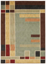 Nourison Aristo Ars06 Multicolor Area Rug