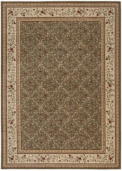 Nourison Ashton House AS-08 Olive Area Rug