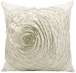 Kathy Ireland Pillows At193 White