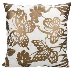 Nourison Luminescence Pillow Bt001 Copper