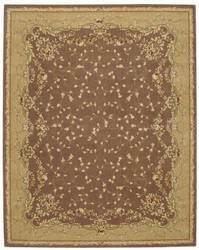 Nourison Grand Chalet CL-04 Coffee Area Rug