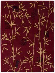 Nourison Chambord CM-07 Red Area Rug