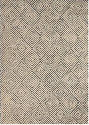 Nourison Deco Mod Dec01 Grey - Ivory Area Rug