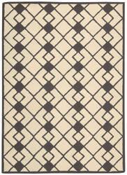 Nourison Decor Der03 Ivory - Grey Area Rug