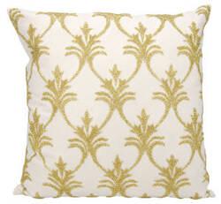 Nourison Luminescence Pillow E0831 Light Gold