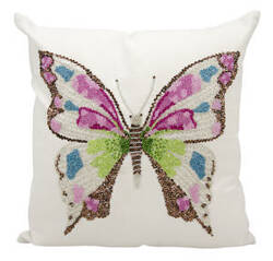 Nourison Luminescence Pillow E2999 Multicolor