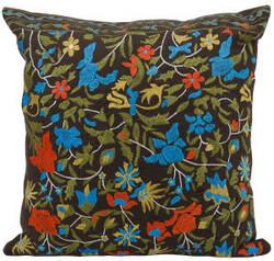 Nourison Pillows Life Styles E3101 Brown