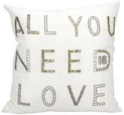 Nourison Luminescence Pillow E3617 White