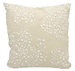 Nourison Luminescence Pillow E5000 Ivory