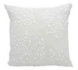Nourison Luminescence Pillow E5000 White