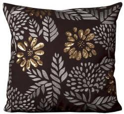 Nourison Pillows Luminescence E5159 Brown