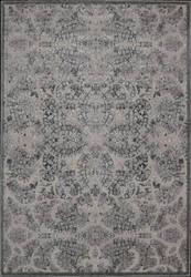 Nourison Graphic Illusions GIL-05 Grey Area Rug
