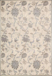 Nourison Graphic Illusions GIL-06 Ivory Area Rug
