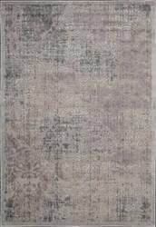 Nourison Graphic Illusions GIL-09 Grey Area Rug