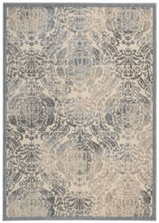 Nourison Graphic Illusions Gil09 Sky Area Rug