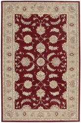 Nourison Golden Crown GO01 Red Area Rug
