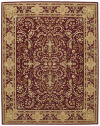 Nourison Eastern Gate GT-03 Burgundy Area Rug