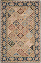 Nourison Country Heritage H-505 Multi Area Rug