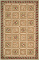 Nourison Country Heritage H-695 Beige Area Rug